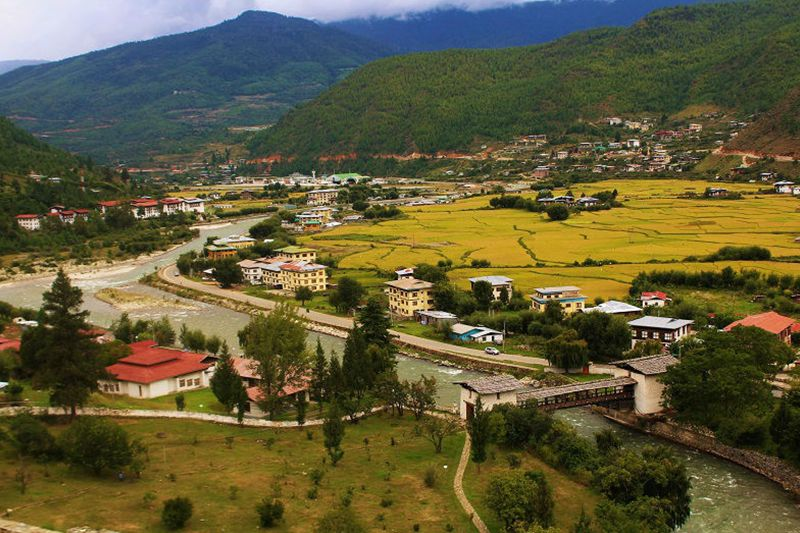 Bhutan and Sikkim Tour