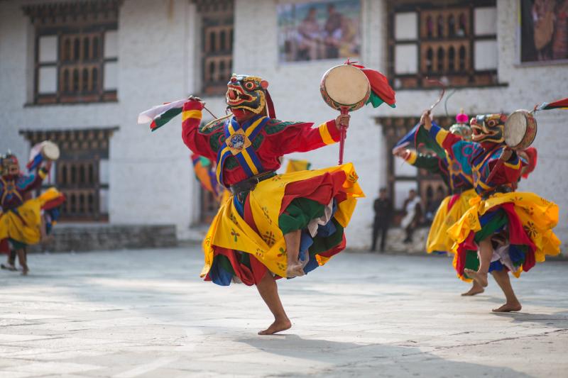 East Bhutan Gomkora Festival Tours