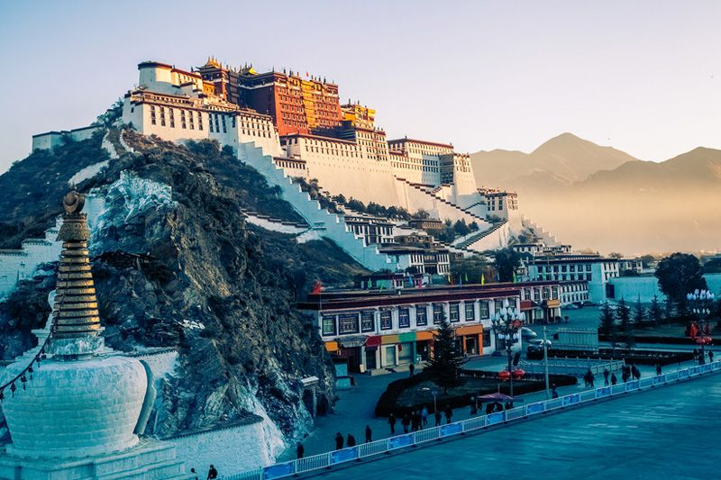 Lhasa Fly In Tour