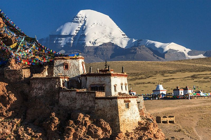 Mt. Kailash and Manasarovar Tour
