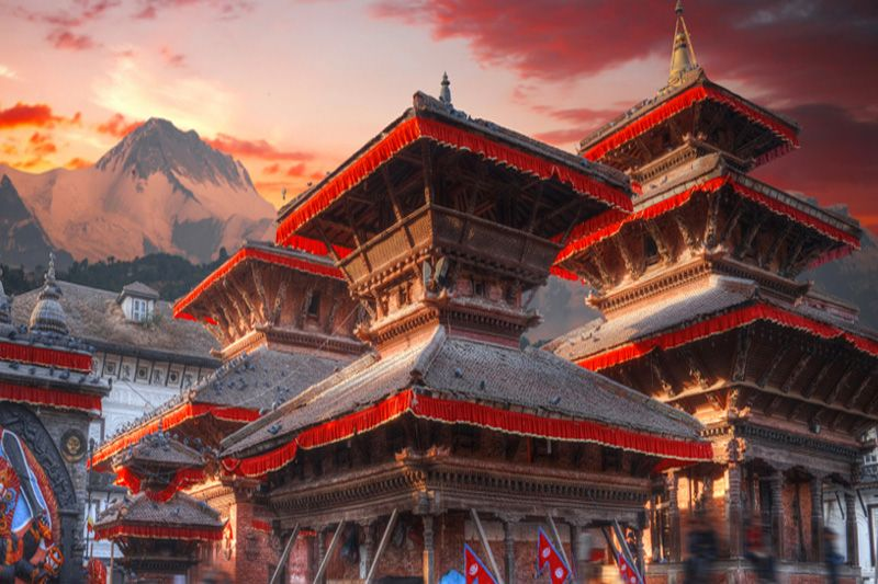 Nepal Triangular Tours