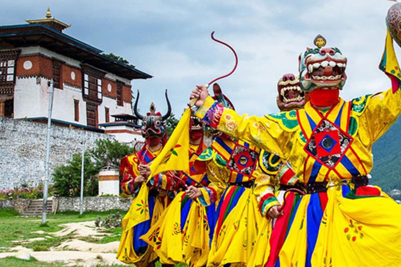 Ura Tsechu Festival Tour