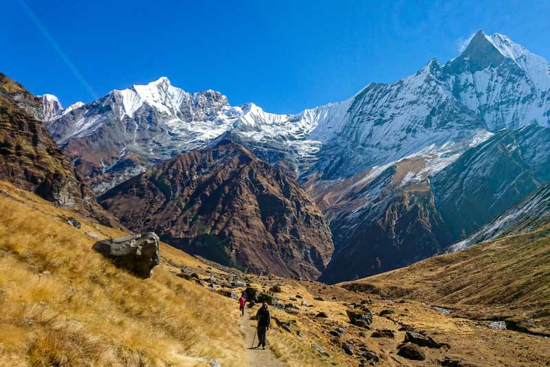 Annapurna Full Circuit Bike Tour