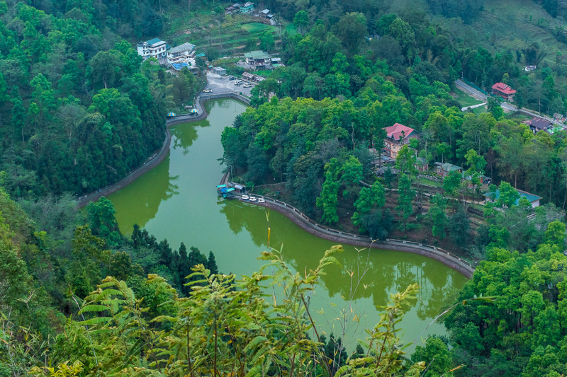 Green Lake Trerkking in Sikkim