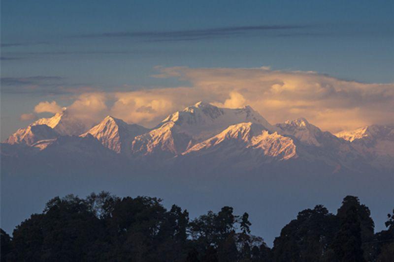 Kanchenjunga (GOECHALA) Trek