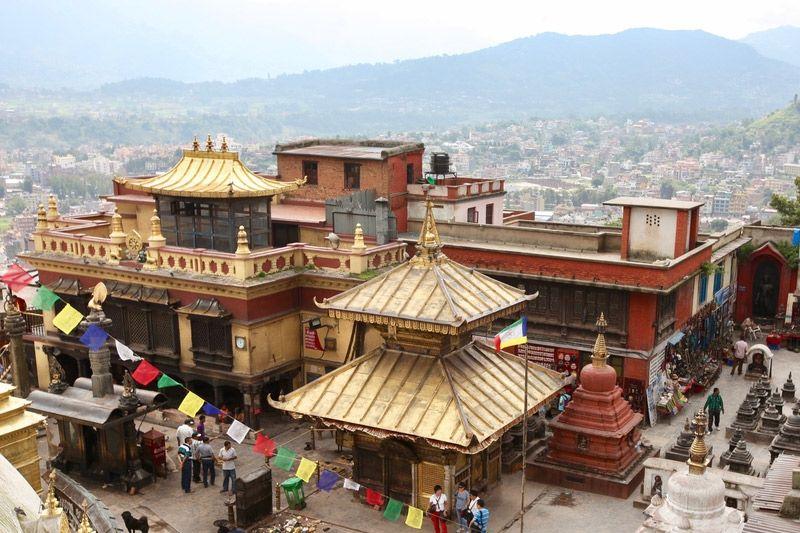 Kathmandu Valley Rim Tour