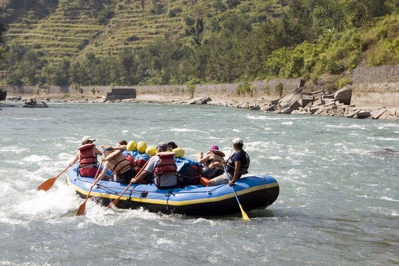 Seti River Adventure
