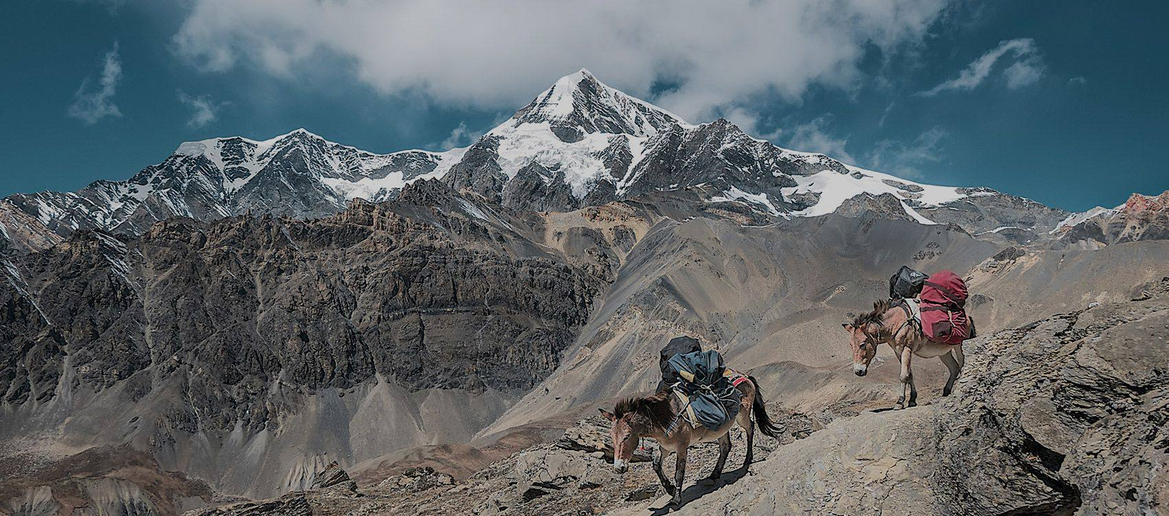 Your adventure life awaits in Nepal