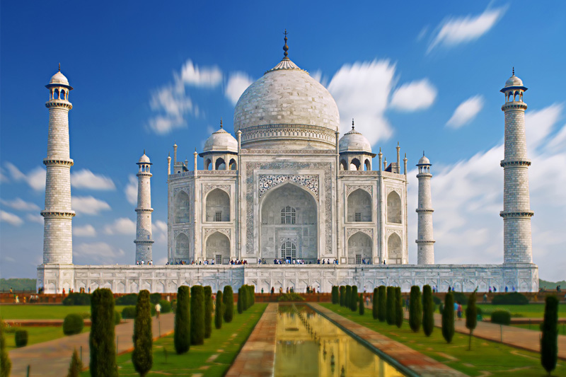 Taj Mahal With Rajasthan Tour