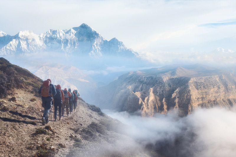 Trekking in Nepal: Nepal Treks and Tours with Leading Trekking Agency