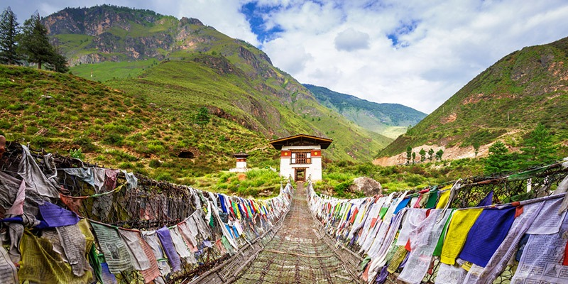 5 Best Short Bhutan Tour Packages 2019