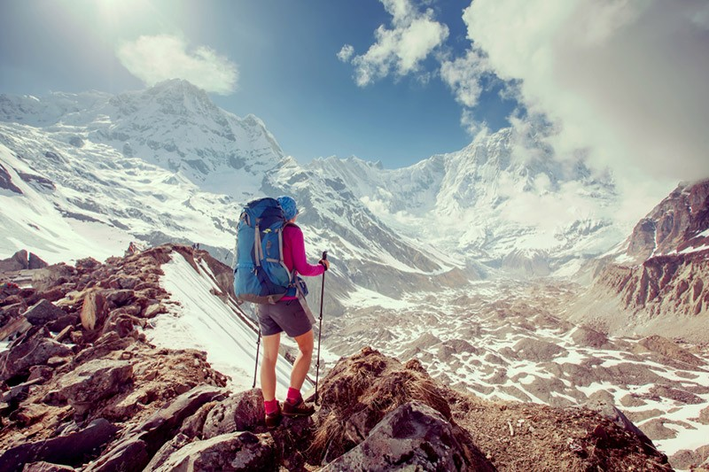 5 best destinations for a trek in Nepal