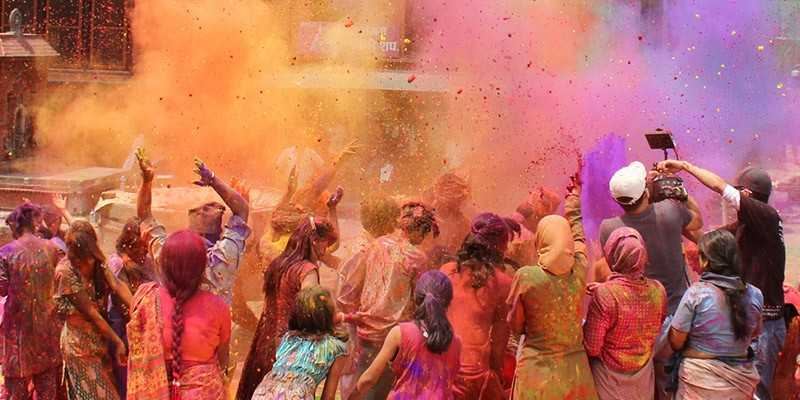 Nepal's Holi Festival – 9 helpful tips for travellers