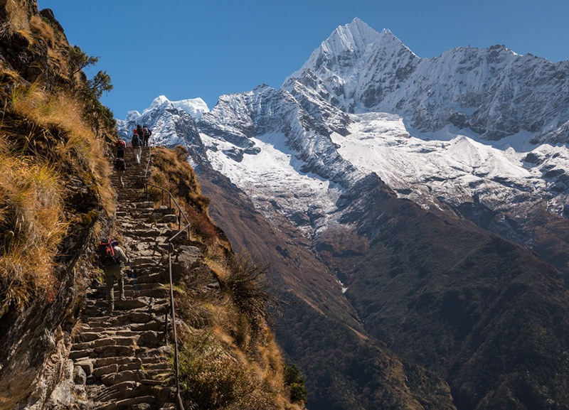Experience the Adventure Trekking with Best Trekking Company in Nepal