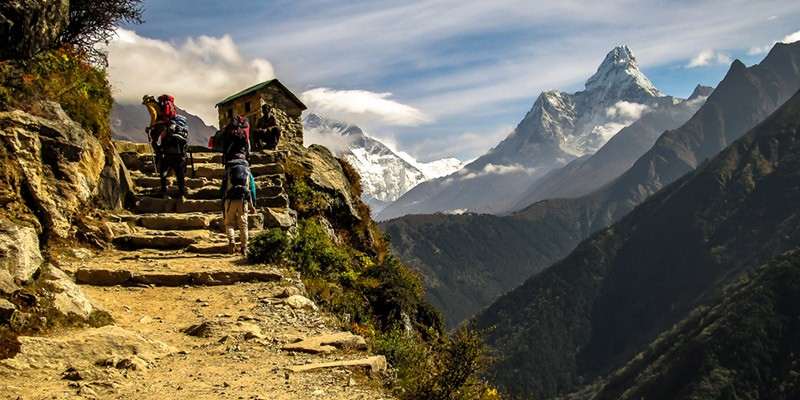 Do you need a porter for trekking in Nepal?